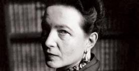 Simone- de Beauvoir, filósofo, escritora