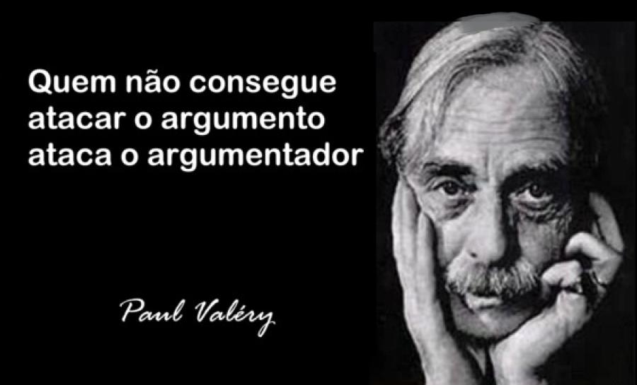 Paul Valéry, filósofo, escritor e poeta francês, 4