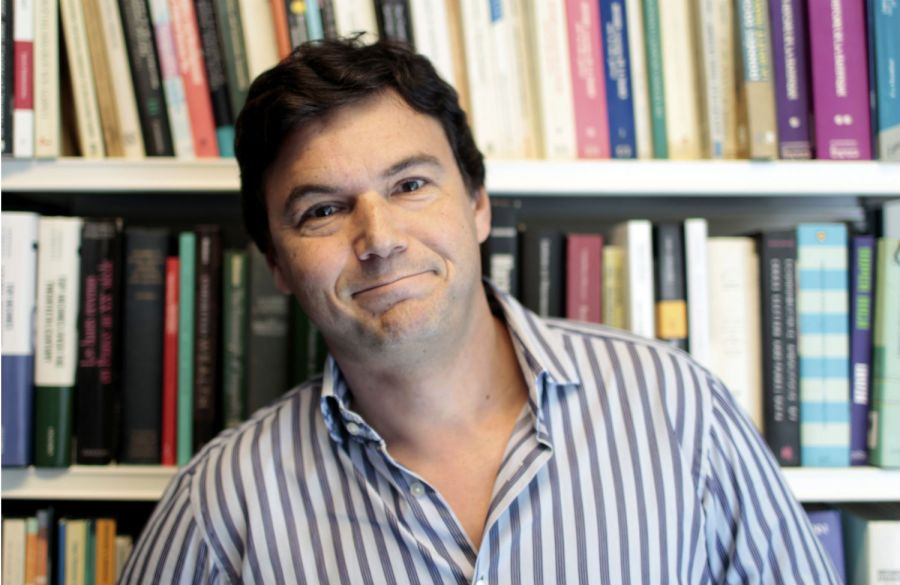 7 de maio - Thomas Piketty