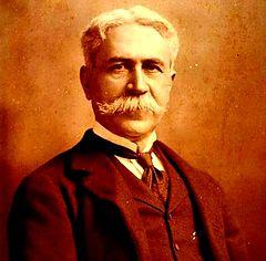 Joaquim Nabuco - Político, Diplomata, Historiador, Jurista e Jornalista - 1902