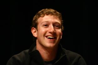 Mark Zuckerberg - Facebook - Empresário e Programador - 1
