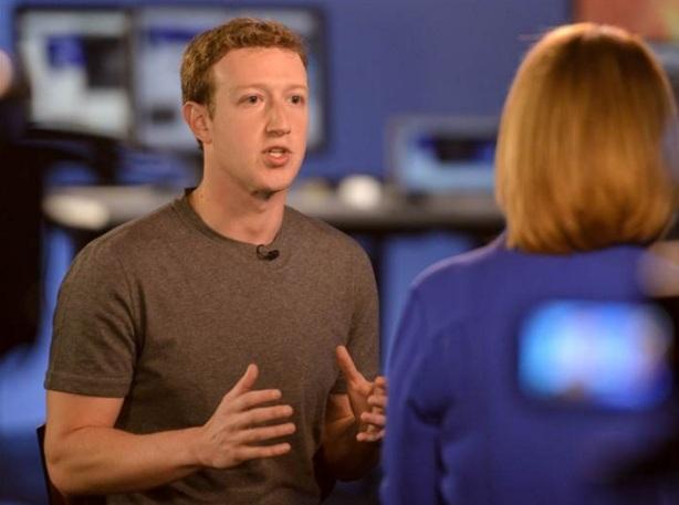 Mark Zuckerberg - Facebook - Empresário e Programador - 10