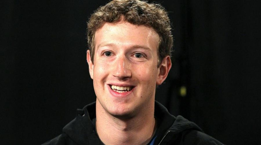 Mark Zuckerberg - Facebook - Empresário e Programador - 2