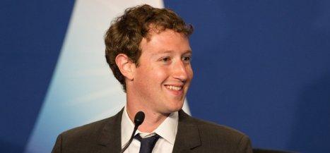 Mark Zuckerberg - Facebook - Empresário e Programador - 4