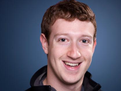 Mark Zuckerberg - Facebook - Empresário e Programador - 5