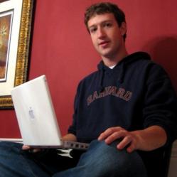 Mark Zuckerberg - Facebook - Empresário e Programador - 7