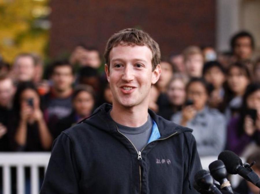 Mark Zuckerberg - Facebook - Esposa - Empresário e Programador - 12