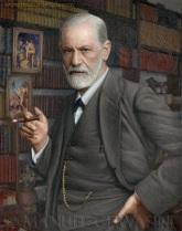 Sigmund Freud, neurologista, fundador, psicanálise, 5