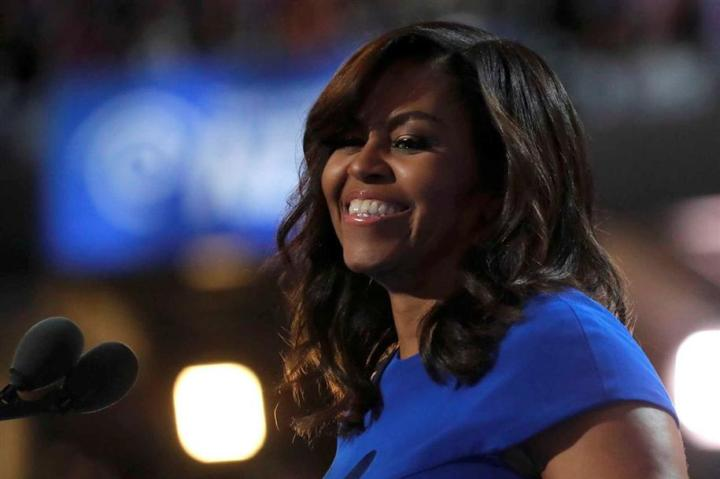 Michelle Obama, Democrat Convention, convenção democrata, 2016 - 2