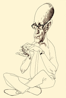 Drummond, por Chico Caruso.