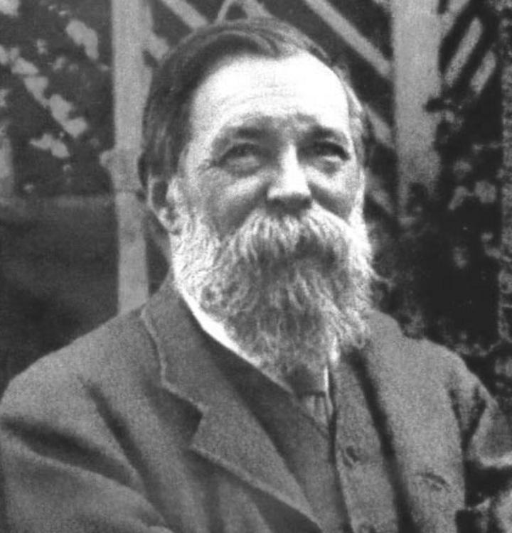 28 de Novembro - Friedrich Engels - intelectual alemão, parceiro de Karl Marx
