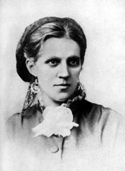 Anna, a segunda esposa.