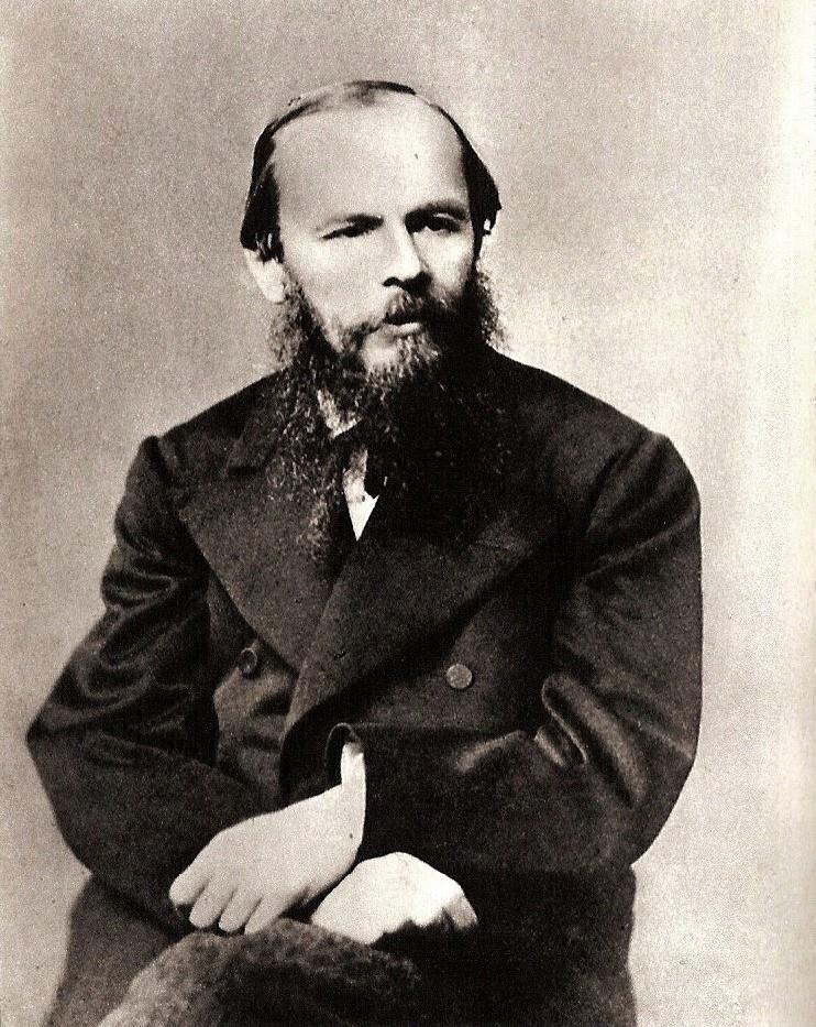 Dostoiévski em 1876.