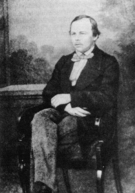 Dostoiévski após o exílio.