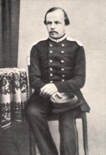 Dostoiévski como engenheiro.