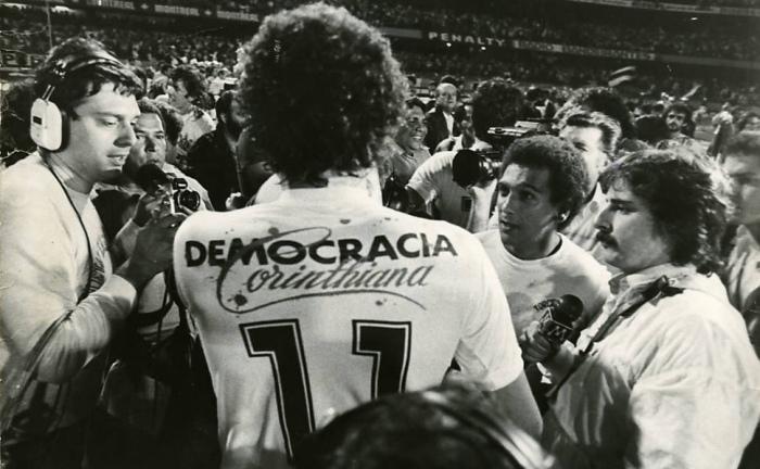 A Democracia Corinthiana na final do Campeonato Paulista de 1983