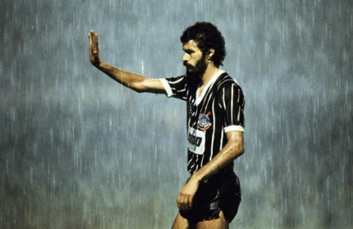 Sócrates - médico, ativista e futebolista brasilerio