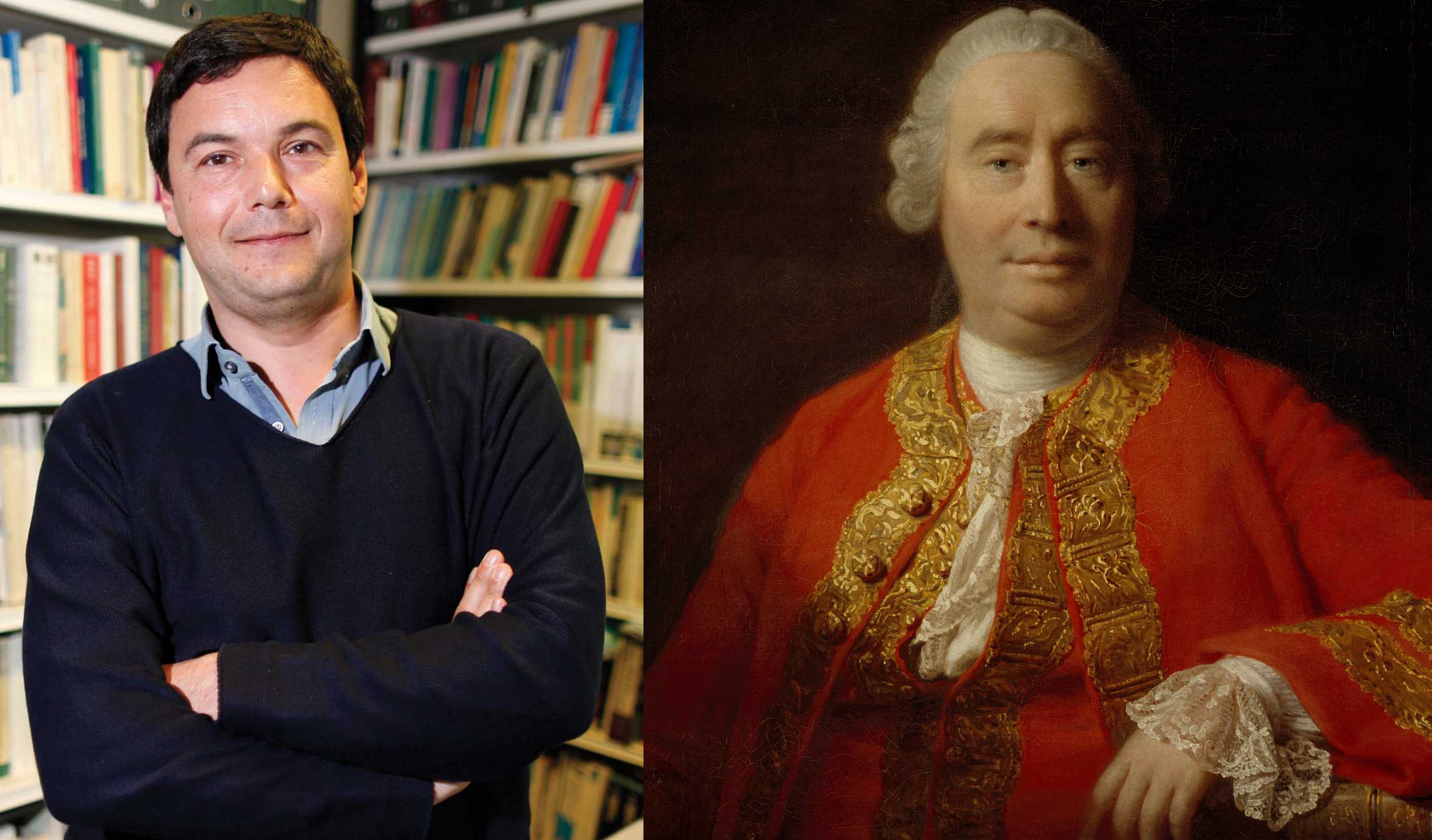 7 de maio – Thomas Piketty e David Hume